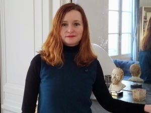 Céline Guillaume correctrice