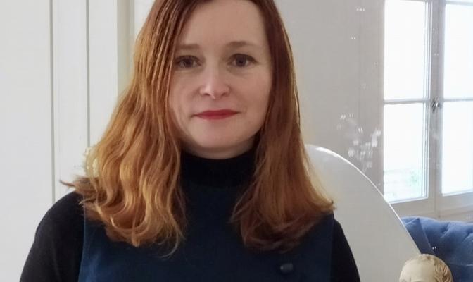 Céline Guillaume présentation