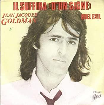 goldman il suffira d'un signe