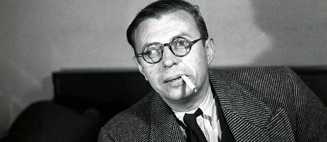 Jean Paul Sartre orthographe